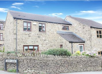 Thumbnail 3 bed mews house for sale in Lees Lane, Haworth