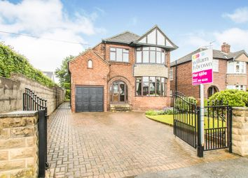 Thumbnail 4 bed detached house for sale in The Drive, Alwoodley, Leeds