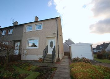 Thumbnail 2 bed terraced house for sale in South View, Lesmahagow, Lanark