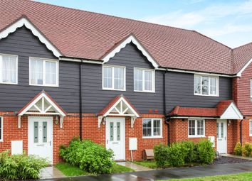 Thumbnail 3 bed terraced house for sale in Holmes Road, Bishopdown, Salisbury