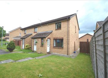 Thumbnail 3 bed end terrace house for sale in Howson Lea, Motherwell