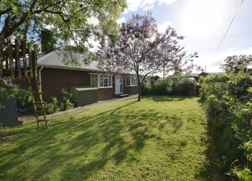 Thumbnail 3 bed detached bungalow for sale in Pentrehyling, Church Stoke, Montgomery, Powys