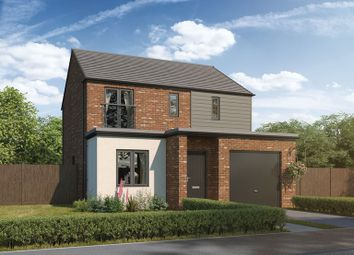 Thumbnail 3 bed detached house for sale in Havannah Park, Coach Lane, Hazlerigg, Northumberland