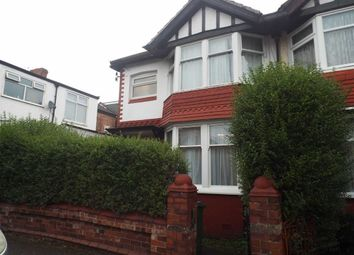 Thumbnail 3 bed semi-detached house for sale in Mildred Avenue, Prestwich, Manchester