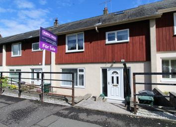 Thumbnail 3 bed terraced house for sale in Meadowfield Drive, Edinburgh