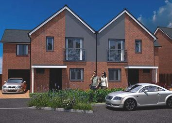 Thumbnail 3 bed link-detached house for sale in The Cooke Springhead Park, Wingfield Bank, Northfleet, Gravesend, Kent