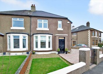 Thumbnail 3 bedroom semi-detached house for sale in Broomage Park, Larbert