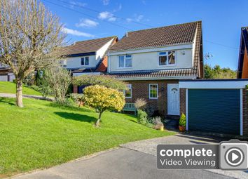 3 bed detached house for sale in Ware Cross Gardens, Kingsteignton, Newton Abbot TQ12