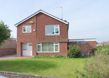 Thumbnail 4 bed detached house to rent in Churton Avenue, Prenton