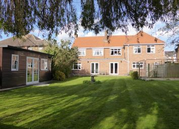 Thumbnail 5 bedroom detached house for sale in Queens Road, Wisbech, Cambridgeshire