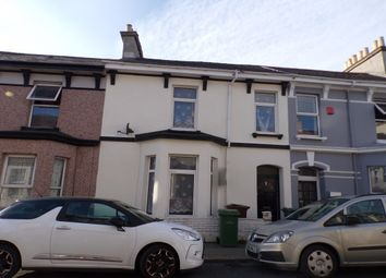 Thumbnail 3 bed property to rent in Ilbert Street, Plymouth