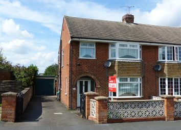 Thumbnail 3 bed semi-detached house for sale in Pear Tree Close, Hartshorne, Swadlincote