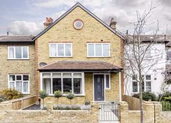 Thumbnail 4 bed property to rent in Holmes Road, Twickenham