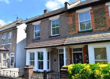 Thumbnail 4 bed semi-detached house for sale in Churchill Road, South Croydon