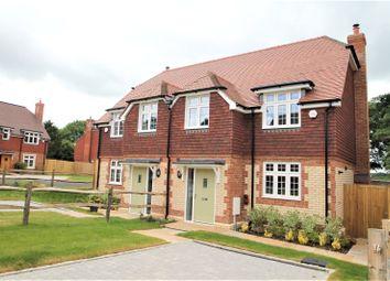 Thumbnail 3 bed terraced house to rent in Eden Hall, Stick Hill, Edenbridge