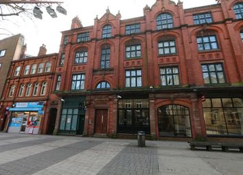 Thumbnail 1 bed flat for sale in The Saddlery, 9 Leicester Street, Walsall, West Midlands