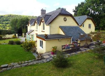 Thumbnail 6 bed detached house for sale in Berwyn Street, Llidiart-Y-Parc, Corwen, Denbighshire