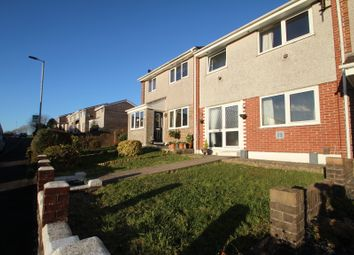 Thumbnail 3 bed terraced house for sale in Dover Road, Thornbury, Plymouth