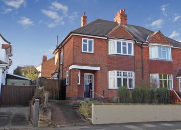 Thumbnail 3 bed semi-detached house for sale in Wynfield Road, Leicester