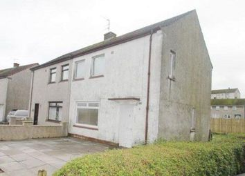 Thumbnail 3 bedroom semi-detached house to rent in Ashmark Avenue, New Cumnock, Cumnock