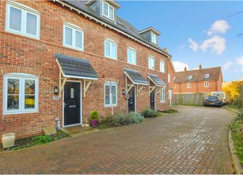 Thumbnail 4 bed terraced house for sale in Hilton Close, Kempston, Bedford