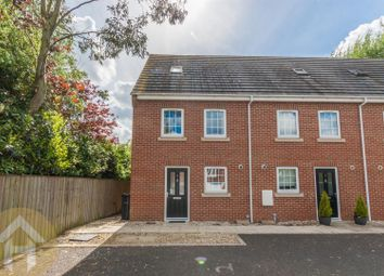Thumbnail 3 bedroom end terrace house for sale in Royal Mews, Royal Wootton Bassett, Swindon