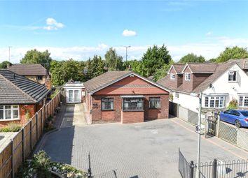 Thumbnail 3 bed detached bungalow for sale in Nine Mile Ride, Finchampstead, Wokingham, Berkshire
