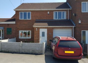 Thumbnail 2 bed semi-detached house for sale in Middle Haven, Doncaster Road, Worksop, Nottinghamshire
