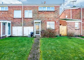 Thumbnail 2 bed end terrace house for sale in Meadow Road, Worthing
