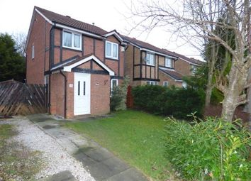 Thumbnail 3 bed detached house for sale in Willow Coppice, Lea, Preston, Lancashire