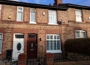 Thumbnail 3 bed terraced house for sale in Poplar Street, Heaton Mersey