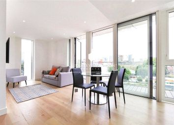 Thumbnail 2 bed flat to rent in Counter House, 5 Gauging House, London