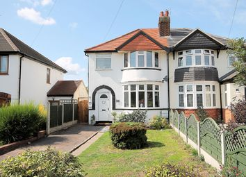 Thumbnail 3 bed semi-detached house for sale in Tamworth Road, Two Gates, Tamworth