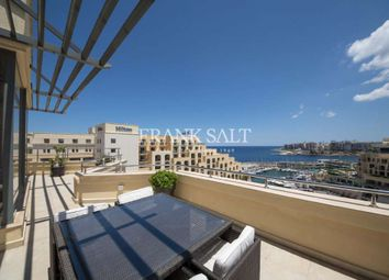 Thumbnail 4 bed apartment for sale in Penthouse In Portomaso, Penthouse In Portomaso, Malta