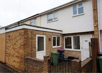 Thumbnail 3 bed terraced house for sale in Cresswell Walk, Cwmbran