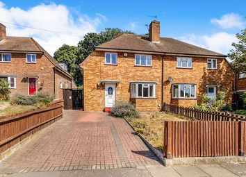 Thumbnail 3 bed terraced house to rent in Hall Place Crescent, Bexley
