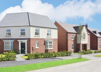 "Thumbnail 4 bed detached house for sale in ""Ashtree"" at Clinton Avenue, Luton"