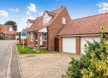 Thumbnail 2 bedroom semi-detached house for sale in Trowse, Norwich, Norfolk