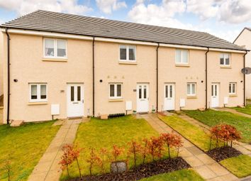 Thumbnail 2 bed terraced house for sale in Auld Coal Avenue, Bonnyrigg, Midlothian