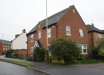 Thumbnail 4 bed detached house for sale in Lady Hay Road, Leicester