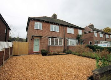 Thumbnail 3 bed property to rent in Manor Crescent, Knutsford
