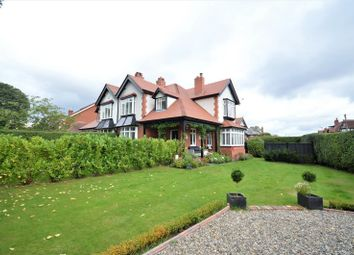 Thumbnail 3 bed semi-detached house for sale in York Road, Grappenhall, Warrington