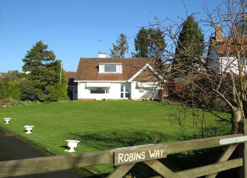 Thumbnail 3 bed detached house for sale in Sidcot Lane, Winscombe