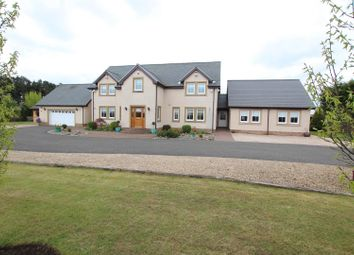Thumbnail 7 bed property for sale in Lanark