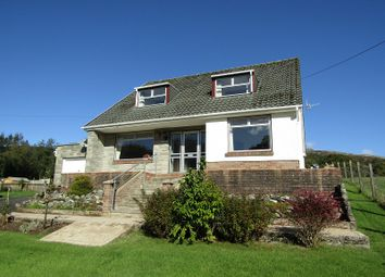 Thumbnail 3 bed detached bungalow for sale in Brecon Road, Abercrave, Swansea.