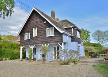 Thumbnail 3 bed detached house for sale in Cordys Lane, Trimley St. Mary, Felixstowe