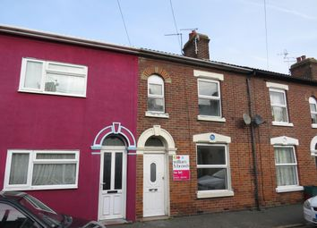 Thumbnail 2 bedroom terraced house to rent in Parkeston, Harwich, Essex