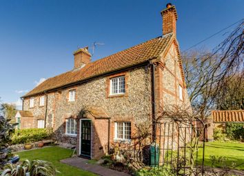 Thumbnail 2 bed cottage for sale in St. James Green, Castle Acre, King's Lynn