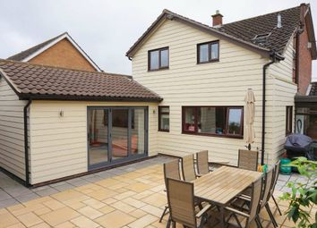 Thumbnail 4 bed detached house for sale in Mill Hill, Capel St Mary, Suffolk