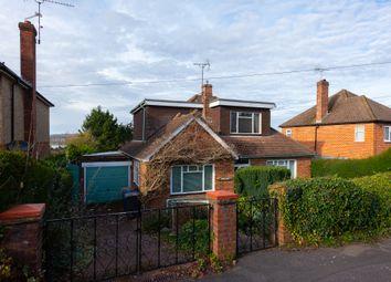 Hillary Road, Farnham GU9. 3 bed detached bungalow for sale